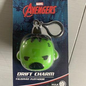 Incredible Hulk Keychain